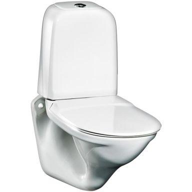 Gustavsberg Nordic 339 ROT WC-istuin valkoinen