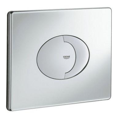 Grohe Skate Air Tryckplatta till WC-fixtur, krom