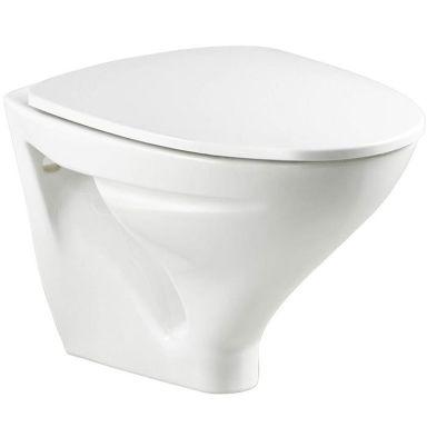 Ifö Sign 687506509 WC-skål vägghängd, med mjuksits