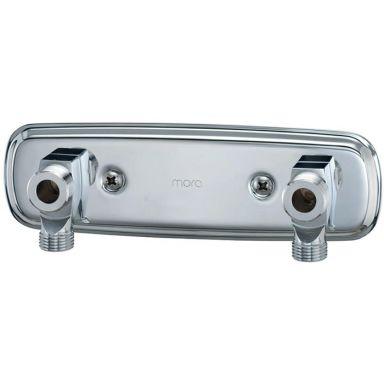 Mora Fix 701033 Blandarfäste 150 c/c, synlig rördragning