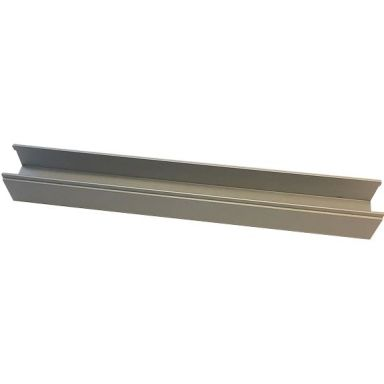 Ifö Space TBSN Breddningsprofil för Space duschvägg, aluminium