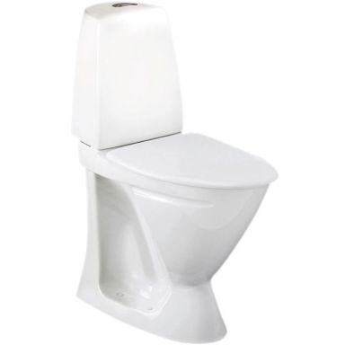 Ifö Sign 687206511 Toalettstol med mjuksits