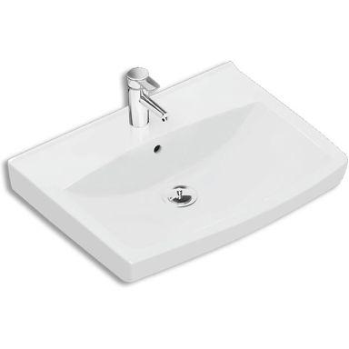 Ifö Spira 15022100 Tvättställ 57 cm, utan bräddavlopp