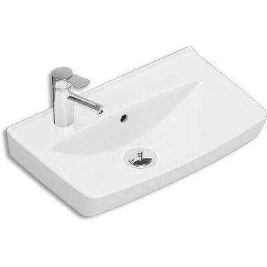 Ifö Spira 15018 Tvättställ 50 cm, kranhål vänster
