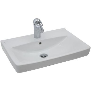 Ifö Spira 15022/FMM 9000E II Tvättställspaket med lyftventil