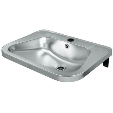 Intra RS72 Tvättställ rostfritt stål