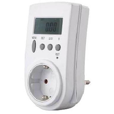 Gelia EMT707CTL Sähköenergiamittari jossa on kosketussuoja