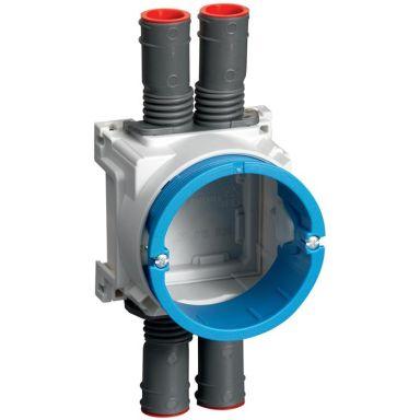 Schneider Electric 4014213031 Kytkentärasia kaksin- tai kolminkertaiselle kipsilevylle