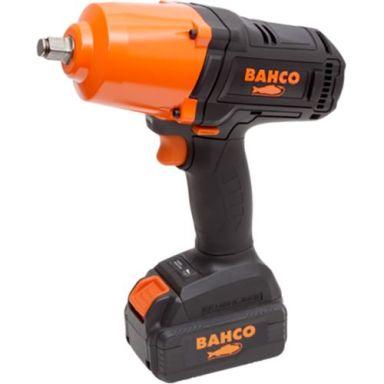 Bahco BCL33IW2K1 Mutterdragare med 5,0Ah batterier och laddare