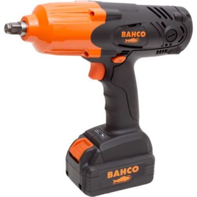 Bahco BCL33IW1K1 Mutterdragare med 5,0Ah batterier och laddare