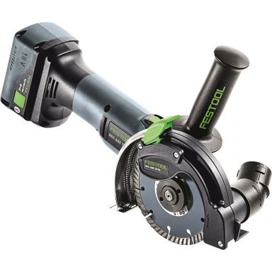 Festool DSC-AGC 18-125 FH Li 5,2 EBI-Plus Diamantkap