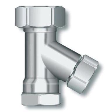 Thermopanel 6606005 Avstängningsventil inv. gänga R10, ER