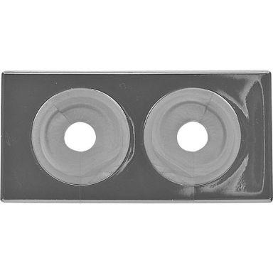 Faluplast 51485 Vulkbricka delbar, dubbel, 12-22 mm