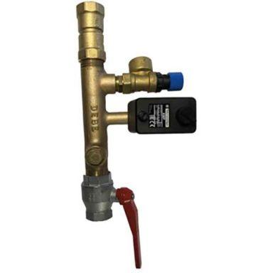 Debe 2630102A Rördelssats för 300 l hydrofor
