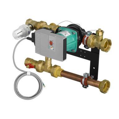 Uponor Push TPG-30 Shuntgrupp 230 V