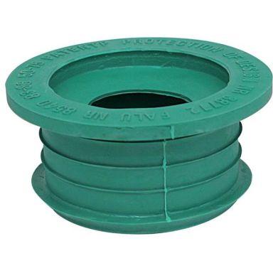 Faluplast 3106245 Gumminippel grön, 2 1/2 tum