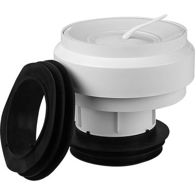 Faluplast 2316847 WC-anslutning 110 mm