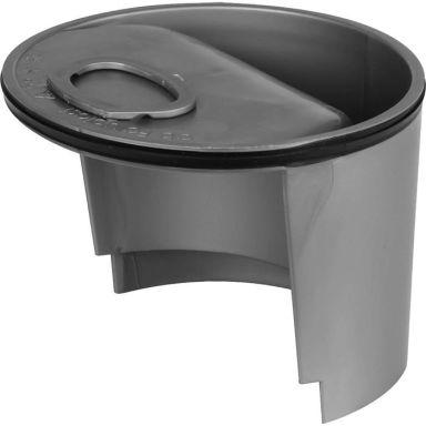 Faluplast 7129499 Vattenlåsinsats grå, för Falu Flexibrunn