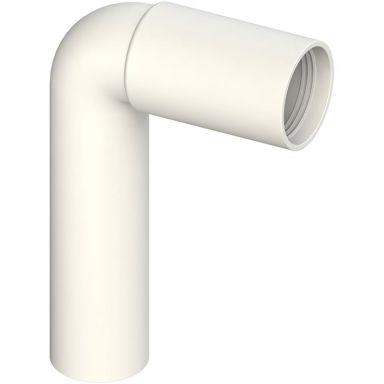 Faluplast 8580478 Flexvinkel 32 mm, till badkarsavlopp