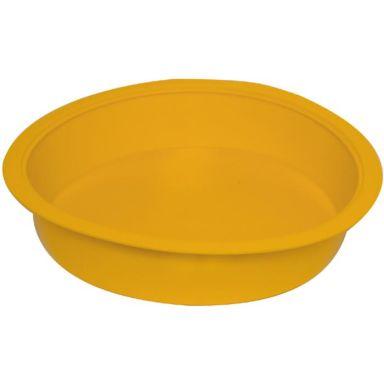Faluplast 3108941 Skyddslock 200 mm, gul, för markavlopp