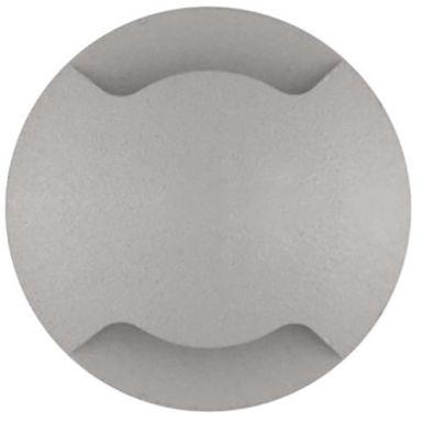 Hide-a-Lite Deco II Seinävalaisin grå, 3000 K