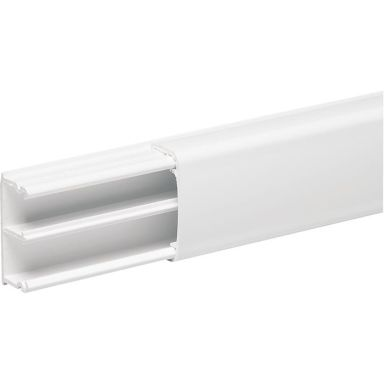 Schneider Electric Optiline 1835 Minikanal PVC, 18 x 35 mm, vit