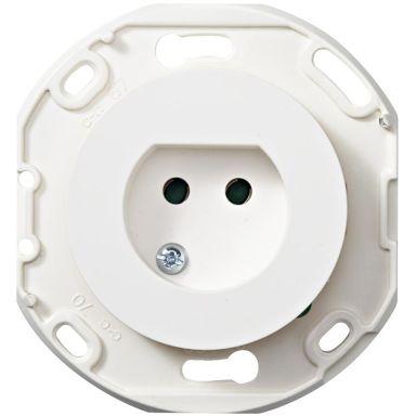 Schneider Electric Renova WDE011140 Valaisimen liitin ilman kehystä, maadoittamaton