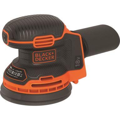 Black & Decker BDCROS18N-XJ Epäkeskohiomakone ilman akkua ja laturia