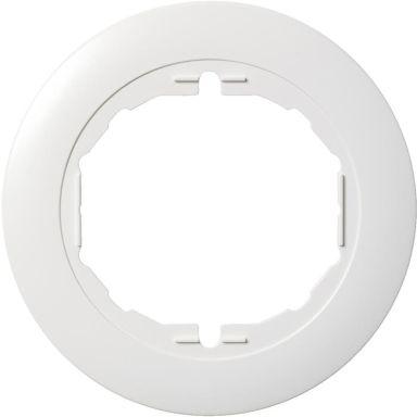 Schneider Electric Renova WDE011500 Tapetskydd för 1-facksapparater, vit