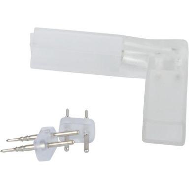 Hide-a-Lite 7502187 Skarv till HV LED-strip, 90°