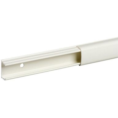 Schneider Electric Optiline 1220 Minikanal PVC, 12 x 20 mm, vit