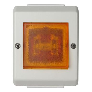 Elko EKO04309 Strømbryter 1 pol, med lys