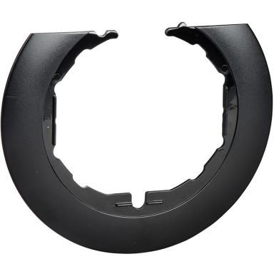 Schneider Electric Renova WDE011504 Tapetskydd kombi, svart