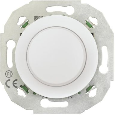 Schneider Electric Renova WDE011601 Transistordimmer 20–630 W, hvit