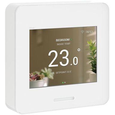 Schneider Electric Wiser Home Touch Gateway veggmontert