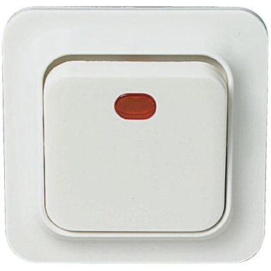 Schneider Electric Trend 183015100 Vipupainike erillisellä lamppupiirillä, sis. opasvalon