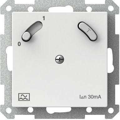 Schneider Electric Exxact WDE002389 Vikavirtasuoja upotettava, testipainikkeella