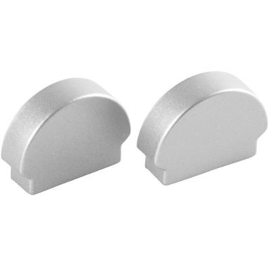 Hide-a-Lite Curl Gavlar till aluminiumprofiler, 2-pack
