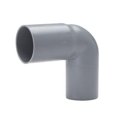 Uponor 2318409 Vattenlåsanslutning DN50 x DN50, 90°