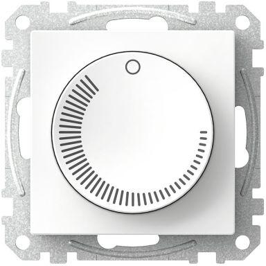 Schneider Electric Exxact WDE002345 Kierrosluvun säädin valkoinen