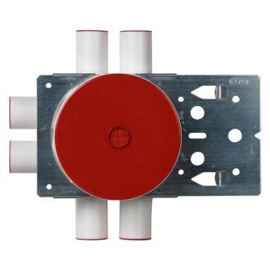 Elko EKO06502 Apparatdosa för enkelgips, med regelfäste