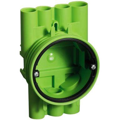 Schneider Electric Multifix BP-201 Kopplingsdosa för enkel/dubbelgips
