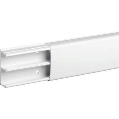 Schneider Electric Optiline 1845 Minikanava PVC, 18 x 45 mm, valkoinen