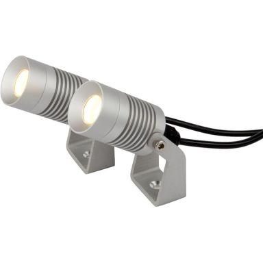 Hide-a-Lite Spotlight Garden Kit Minivalonheitin alumiini, 3000 K