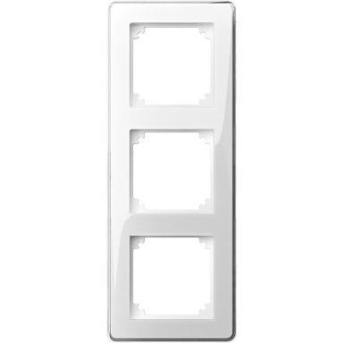 Schneider Electric Exxact Design Kehys läpinäkyvä, koristeellinen upotus