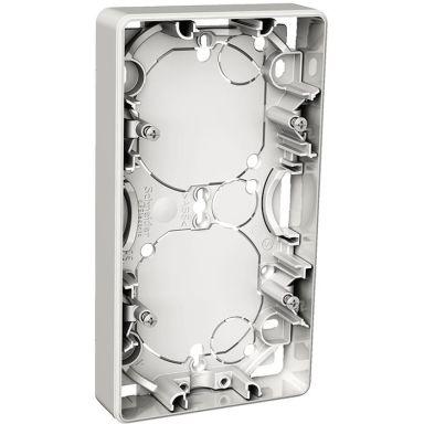 Schneider Electric Exxact WDE002352 Korotusrasia pinta-asennus, syvyys 21 mm