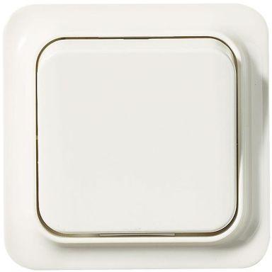 Schneider Electric Trend 183012200 Strømbryter hvit