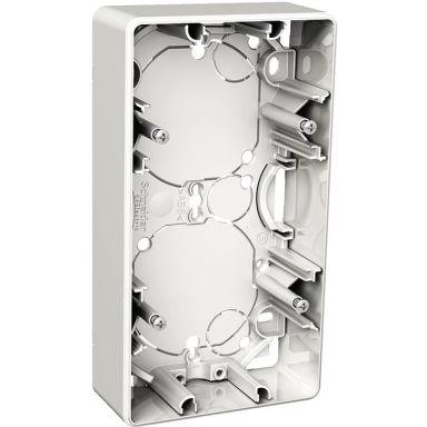 Schneider Electric Exxact WDE002362 Korotusrasia pinta-asennus, syvyys 35 mm