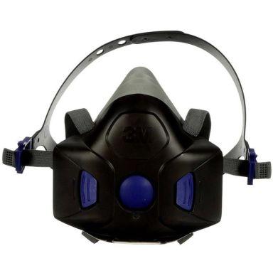 3M Secure Click HF-801 Halvmask