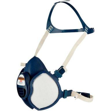 3M 4251+ Halvmask FFA1P2 R D-filter
